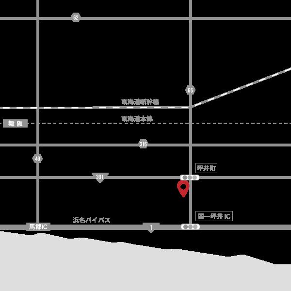 ベルグラーブ地図